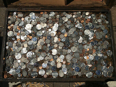OLD US MINT SILVER COINS PROOF SET VINTAGE COIN COLLECTION RARE ESTATE SALE BARS