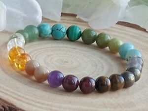 PROSPERITY-ABUNDANCE-amp-WEALTH-CRYSTAL-HEALING-GEMSTONE-BRACELET