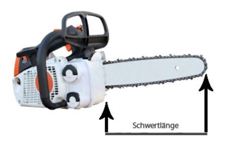6X Sägeketten 3//8P-1.3-46  für 30cm Schwert Dolmar..