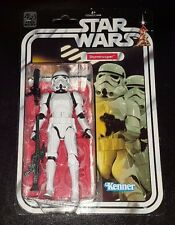 "STAR WARS STORMTROOPER 40TH ANNIVERSARY WAVE 2 BLACK SERIES 6"" FIGURE NEW RARE"