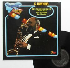 """Vinyle 33T Coleman Hawkins  """"C. Hawkins and his orchestra"""""""