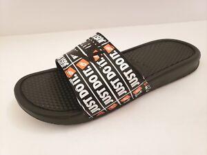 e80442a7969ed6 Nike Benassi JDI Print Just Do It Sport Slides Sandals 631261 016 ...