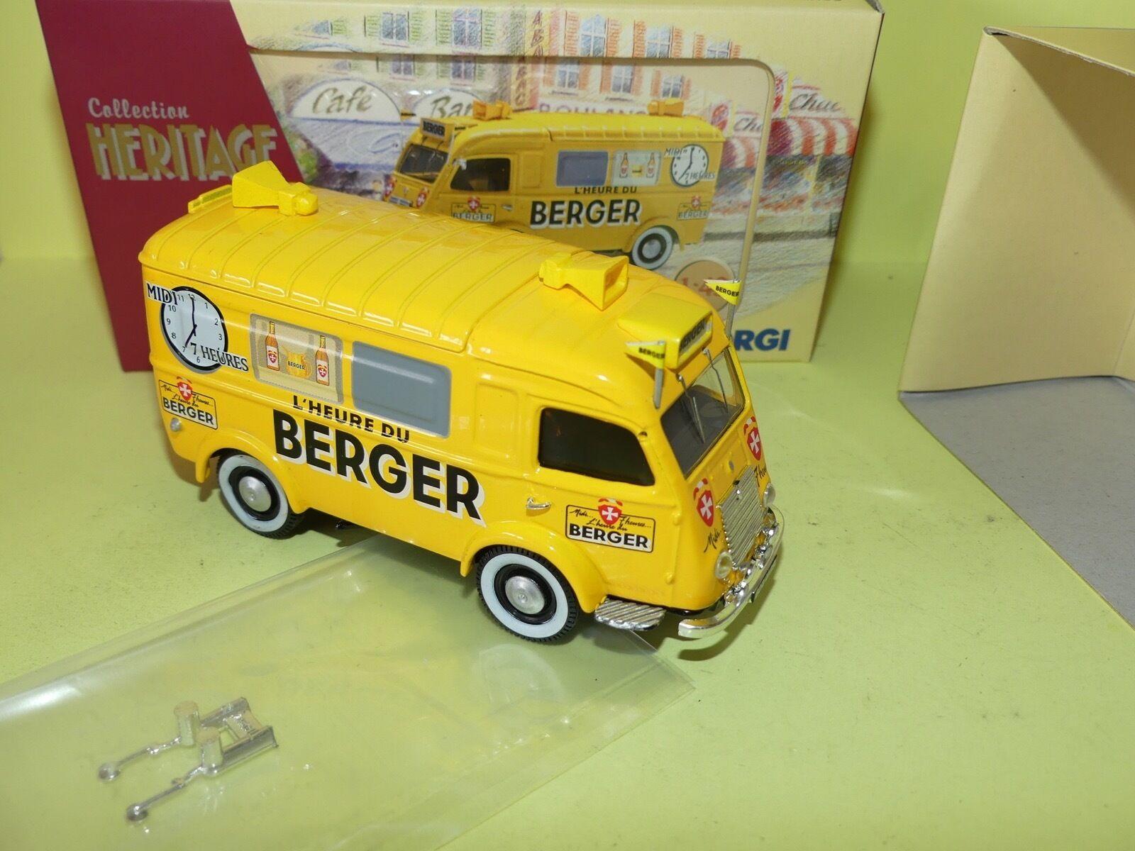 RENAULT 1000 Kg L'HEURE DU BERGER CORGI EX70532 1 43