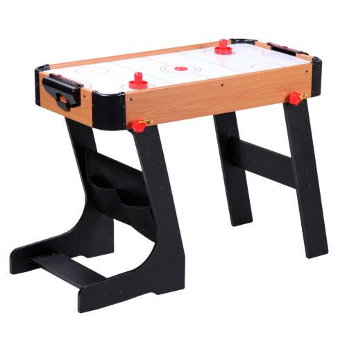 Folding Football Table Pool Air Hockey Gaming Game Sports Foosball Indoor Soccer