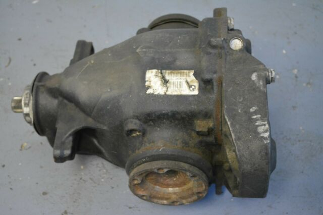 BMW 5 SERIES E60 E61 2003 2010 3.0 DIESEL 2.56 RATIO REAR DIFFERENTIAL 756128003