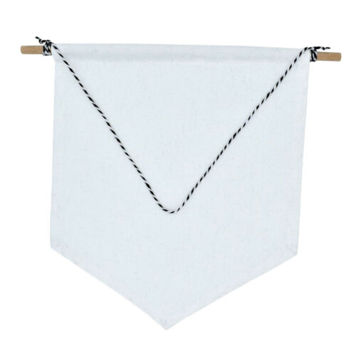 Wall Display Banners Blank Canvas Banner Enamel Pin Banners Kids Room Decor