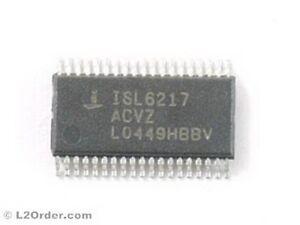 5 Piece New Intersil ISL 6251AHAZ SSOP 24 IC Chip US