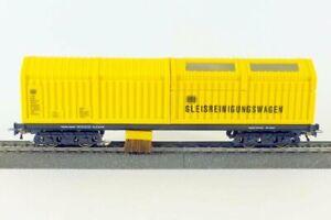 Lux-8830-Gleisstaubsauger-fuer-Maerklin-mit-SSF-09-analog-und-digital-Fabrikneu