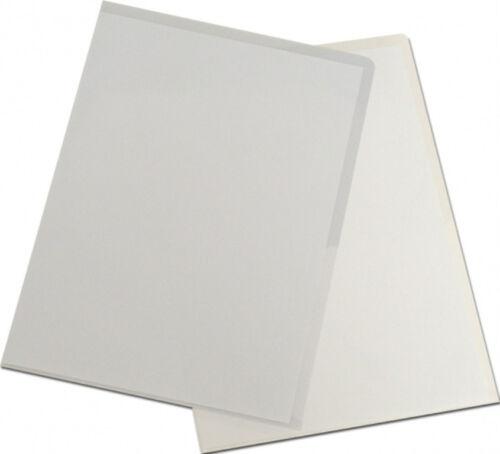 100x A4 Premium Sichthüllen Aktenhüllen PP 160my glasklar dokumentenecht 14761