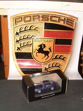 PORSCHE DESIGN DRIVER'S SELECTION, SCHUCO 1:43 SCALE 996 MODEL 911 CARRERA.