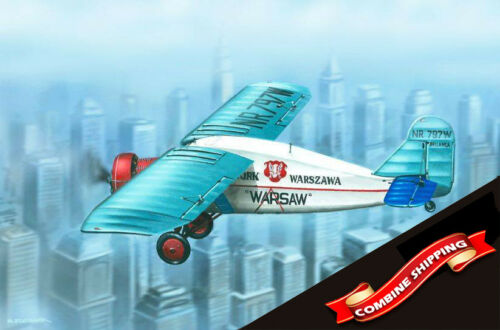 "Dora Wings 72012 Bellanca J-300 /""Warsaw/"" plastic model kit 1//72"