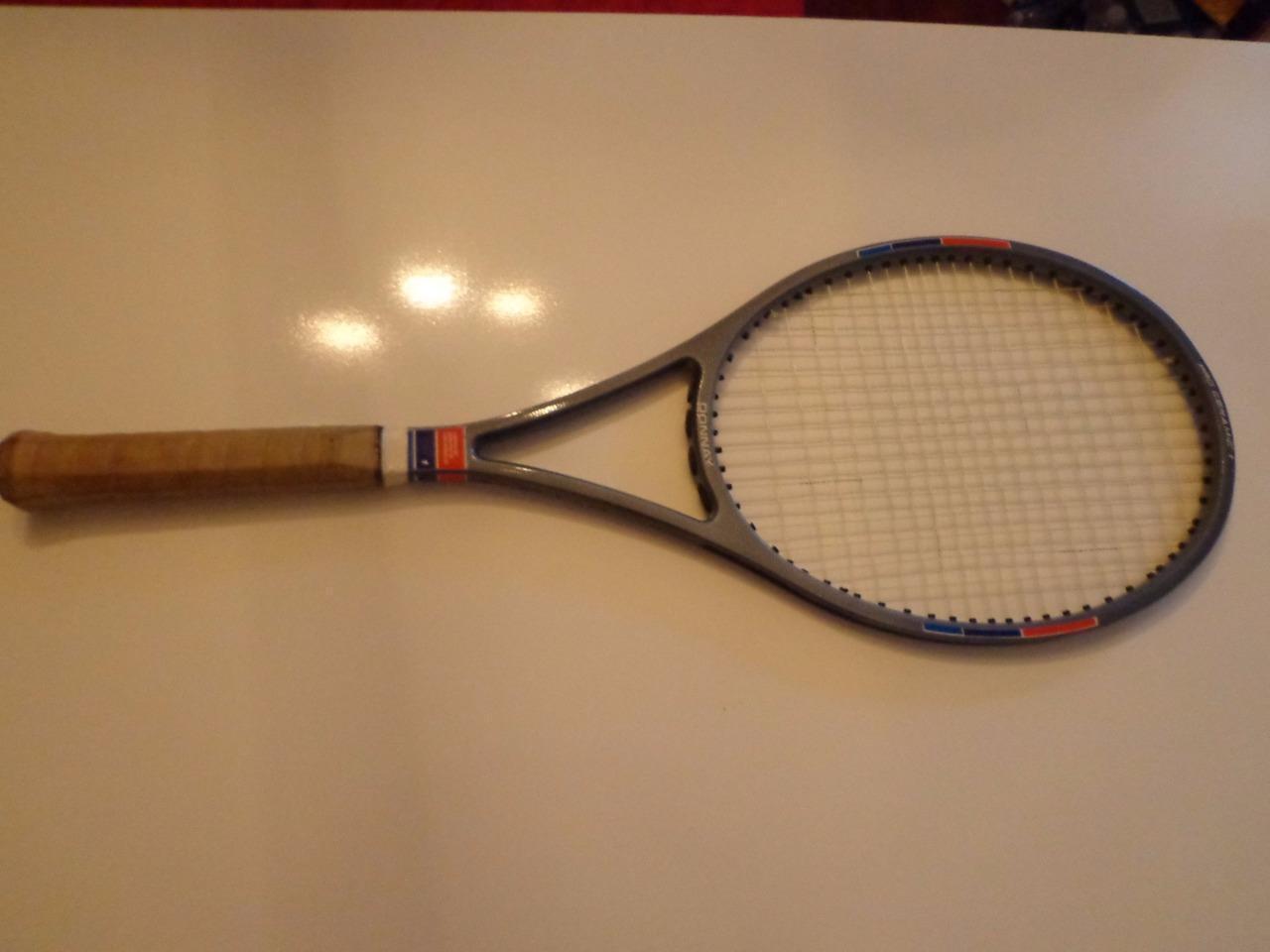 RARE womeny Pro Ceramic 1 Midsize Belgium Made 85 head 4 1 8 grip Tennis Racquet