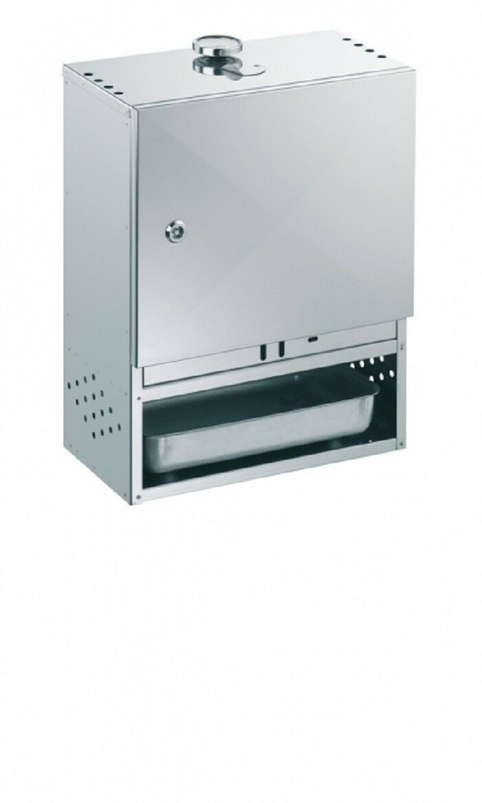 Stoves 150295 oven smoker smoking box  50x39x21cm-nirosta stainless steel. with door  considerate service