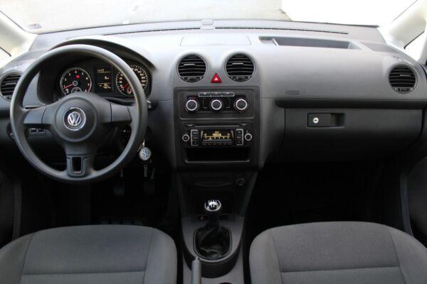VW Caddy 1,2 TSi 85 Trendline billede 6