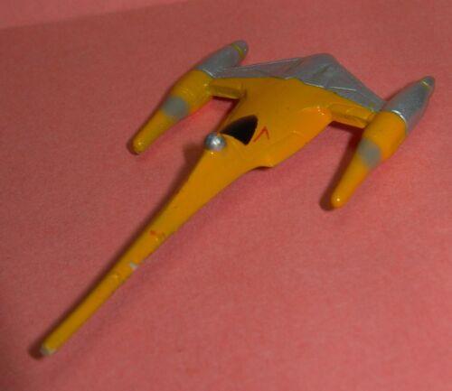 "Star Wars Episode 1 Micro Machines Naboo Fighter 2/"" de batalha o Droid Playset"