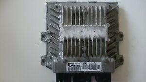 CALCULATEUR-SIEMENS-801A-307-2-0-HDI-VIERGE-5WS40045B-T-SW-9650517980