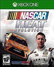 NASCAR Heat Evolution (Microsoft Xbox One, 2016) Brand New Factory Sealed