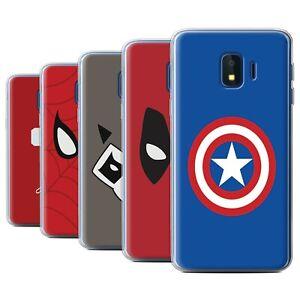 Gel-TPU-Case-for-Samsung-Galaxy-J2-Core-J260-Super-Hero-Comic-Art