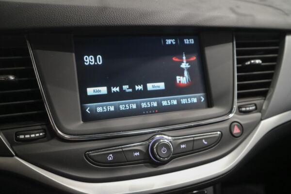 Opel Astra 1,0 T 105 Excite Sports Tourer - billede 3
