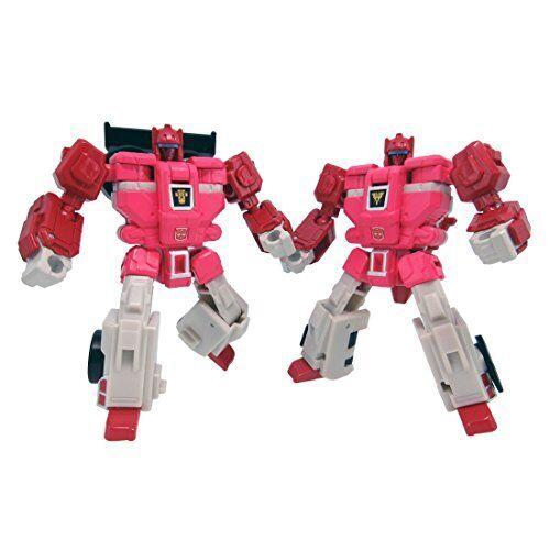 Transformers LG58 Crown bot set