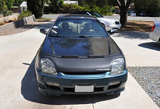 Honda Prelude 1996 1997 1998 1999 2000 2001 Bra Car Bonnet/Hood Mask Bra + LOGO