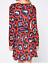 John-Zack-Envoltura-Sobre-Volante-Vestido-Estampado-de-Leopardo-Animal miniatura 5