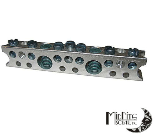 Midnite Solar MNGBB Busbar w// Ground for Midnite Charge Classic Controllers