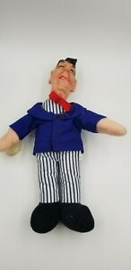 Vintage-Ronald-Reagan-Window-Clinger-Plush-Doll-Presidential-Memorabilia