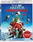 Arthur Christmas Blu-ray 3d UV Copy 2011