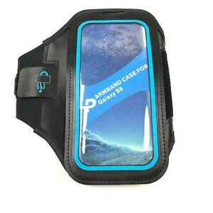 best sneakers 36571 686c3 Details about LOVPHONE Samsung Galaxy S8 Armband Sport Exercise Running  Fingerprint Access