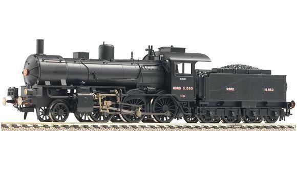 Fleischmann H0 413702 serie de locomotoras de vapor 3,15 (ehem).P) Nuevo México
