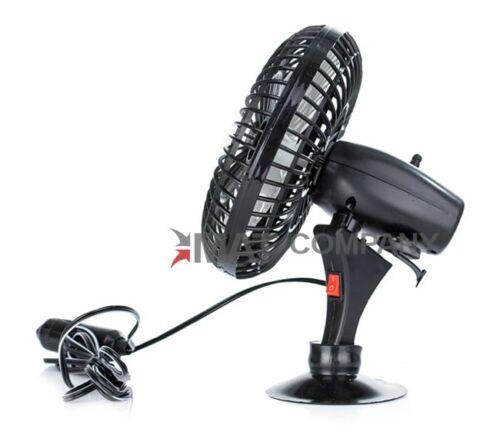 "5/"" Auto Mini Ventilator Lüfter Fan 12V Mini Klimaanlage"
