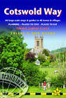 Cotswold Way: 44 Large-Scale Walking Maps & Guides to 48 Towns and Villages Planning, Places to Stay, Places to Eat - Chipping Campden to Bath by Bob Hayne, Tricia Hayne (Paperback, 2016)