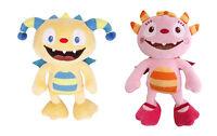 Disney Junior Henry Hugglemonster 15cm Mini Plush Soft Toy Henry or Summer NEW