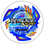 Beyblade-Burst-Personalised-Edible-Kids-Party-Cake-Decoration-Topper-Round-Image thumbnail 1