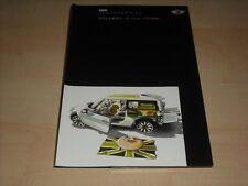 55785) BMW Mini + Cabrio Tokyo Motorshow Pressemappe 10/2005