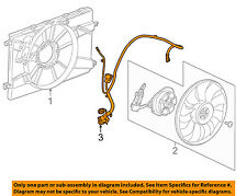 OEM GM Cooling Fan Wiring Harness 96999733 Chevrolet Cruze 1.4 2011 Gm L Engine Wiring Harness on chevrolet 4.2 engine, cadillac v8 engine, gm 4.2l timing cover, chevy 4.2l engine, gm vortec 6.0 engines, gm experimental engines,