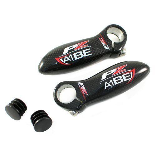 PZ Racing A1BE Carbon Egronomic Bar Ends