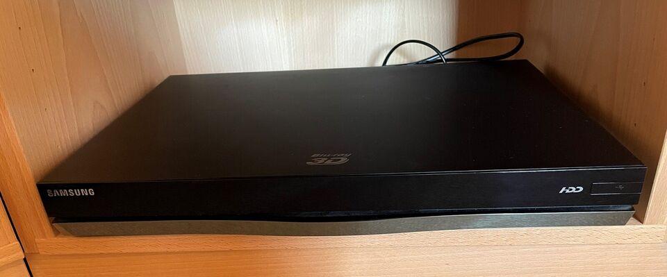 Samsung, BD-E8500N, Harddiskoptager