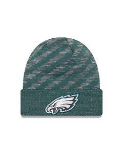 dc2ed005b77 Philadelphia Eagles New Era 2018 NFL Sideline Cold Weather Official ...