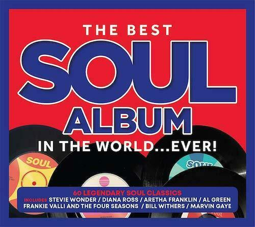 THE BEST SOUL ALBUM IN THE WORLD..EVER! New & Sealed 3CD Northern Motown 60s