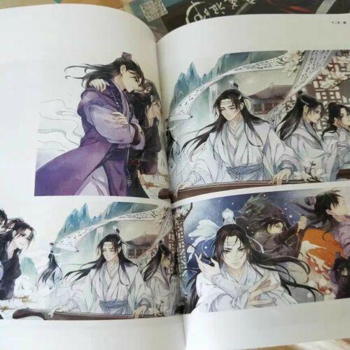 Mo Dao Zu Shi 4 Books//set The Founder of Diabolism Books Mo Xiang Tong Chou Hot