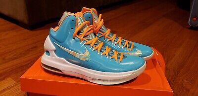 Nike KD V Easter Size 9.5 554988-402 | eBay