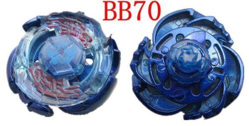Beyblade Galaxy Pegasus Pegasis BB70 Starter Set lanzador Ripcord juguetes Blue Hot
