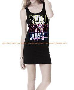 9076bd2ca6 Junior s Marilyn Monroe Stay Classy Mini Jersey Dress Tank Top dope ...