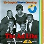 The Ad Libs - Complete Blue Cat Recordings (2012)