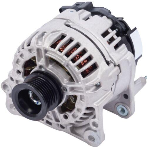 con Air-con VW Volkswagen Fox 1.4 gasolina 5Z 2005-2012 BKR 90 A Nuevo Alternador