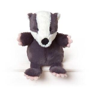 Milton the Badger Medium Soft Toy