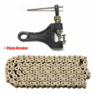 520HV-O-Ring-Seal-Chain-120-Link-Dirt-Bike-ATV-MX-Motocross-Chain-Breaker