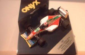 Onyx-166-166B-167-LOTUS-107B-F1-Modello-Diecast-Auto-zandari-Lamy-J-Herbert-1-43